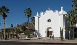 Historic Ajo, Catholic Church