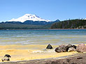 Cascade Volcanoes and Lakes