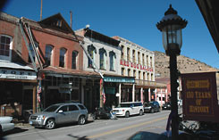 Virginia City in Gold Country, photo by VivaVerdi