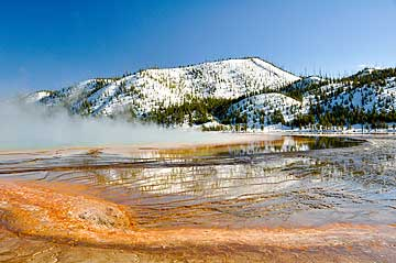Yellowstone's Midway Geyser Basin