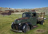Bodie Ghost Town SP