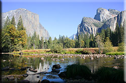 Wonders of Yosemite National Park