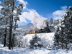 Durango Silverton Narrow Gauge Railway