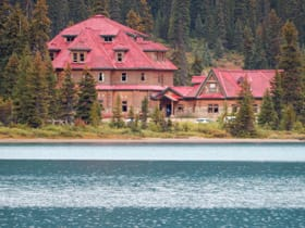 Bow Lake Lodge Canada