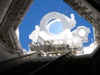 Solar Telescope Lenses, Kitt Peak Observatory