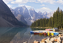 Western Canada Explorer, small group tour through Alberta and BC