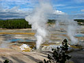 Yellowstone highlights, Norris Geyser Basin