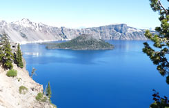Crater Lake National Park, Oregon tour
