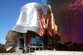 Seattle's Experience Music Project museum