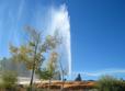 Soda Springs Geyser