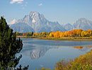 Teton National Park and Snake River