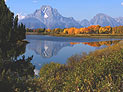 Grand Teton National Park, Snake River view