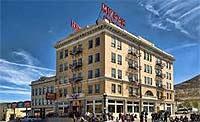 historic Mizpah Hotel, Tonopah