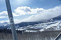 View from Silver Queen chairlift