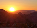 Virginia City sunrise