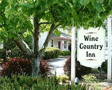 Wine Country Inn, Jacksonville, Oregon