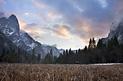 Yosemite N.P. Sunset